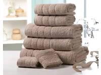 Luxery cotton bath bale