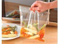 Microwave Steaming Bags