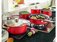 Set of 4 saucepan
