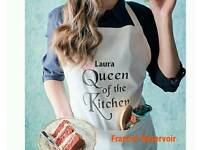 Personalizable Queen of the Kitchen Apron