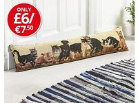 Draught Excluder - available in two designs