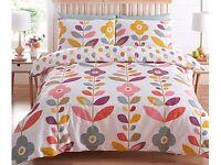Gorgeous Flower Duvet Set