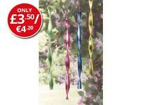 Rainbow Reflective Hanging Sticks ONLY £3.50