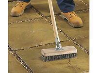 Patio & Deck Scrubber