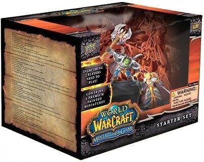WoW World of Warcraft Miniature Starter Set MINT