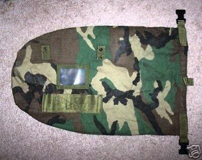 USGI ARMY MILITARY SURPLUS WOODLAND CAMO BUG OUT PREPPER STUFF SACK BAG POUCH](Camo Stuff)