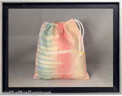 Gymnastics Leotard Grip Bags / Pastel Tie Dye Gymnast Birthday Goody Bag