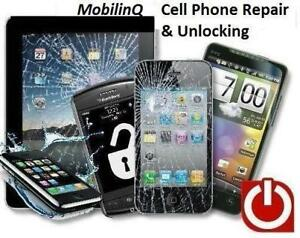 Cell Phones Repair Hamilton and unlocking Lime-ridge Mall (Kiosk by the Food Court) 905-388-0001 (Best Service)