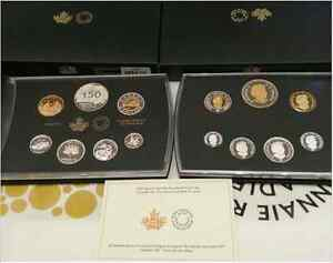 2017 Special Edition Pure Silver Proof Set Coins.Pickup/Shipping Stratford Kitchener Area image 1