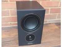 Mission LX-2 Speakers - Award winning, Barely used