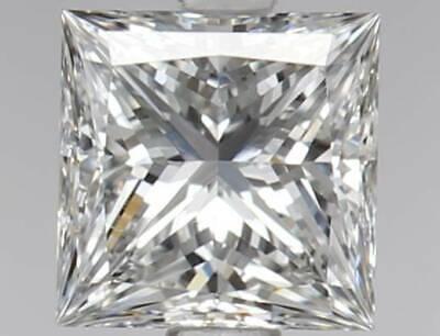 GIA Certified Diamond SALE 1/2 Ct Princess Cut Diamond-Design Your Ring SI1-H