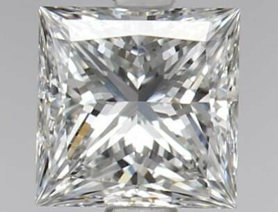 Conflict Free Diamonds - Wholesale Price - 1/2 Ct Princess Cut Diamond Flawless