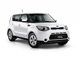 2016 Kia Soul 1.6 GDi Start 5 door Petrol Hatchback