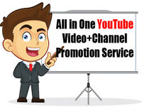 Raise your Views & Followers on Youtube/Vimeo - More SALES!!!