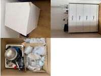 FREE chest of drawers x 2 collection only from N1