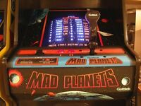 ISO Mad Planets Arcade