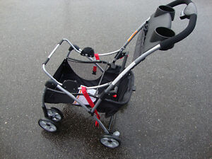Stroller + Carseat + Carseat base for car = 120