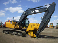 Track Hoe 200-250