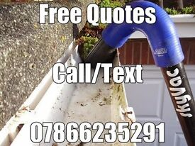 Gutter Cleaning Service's In Nottinghamshire