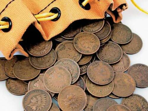 Indian Head Penny Lot , Assorted Dates , Circulated, Choose How Many!