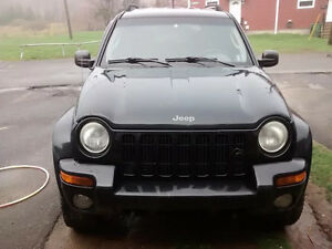 2002 Jeep Liberty Other