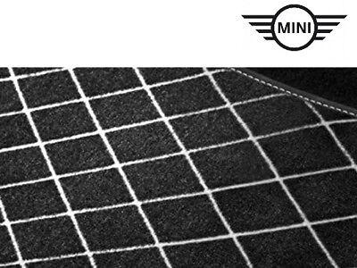 BMW Mini Clubman F54 ab 10.15 Gummi Kofferraummatte Bandeinfassung wählbar
