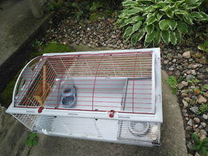 pet cage - large 2 level