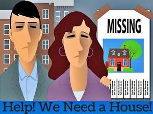 Responsible Couple Looking for Home to Rent
