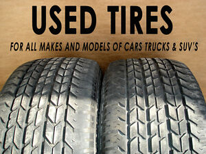BEST USED TIRED IN ONTARIO (647)243-3756 CALL TODAY