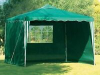 SET OF 3 GAZEBO SIDE PANELS - 2.5 metres