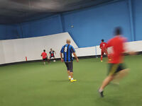 Indoor Football - players needed