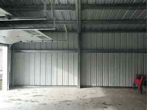 steel building for storage,garages and work shops Cornwall Ontario image 8