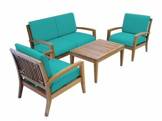 Outdoor Lounge Sets  The Teakline Furniture