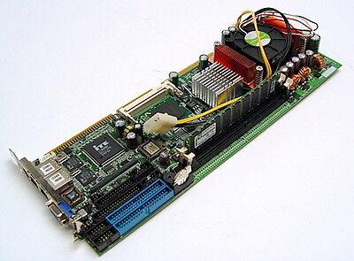Crystal Single Board Computer Pentium 4 2.8ghz 1gb Ram Dual Nics - Usb Ps2 Vga