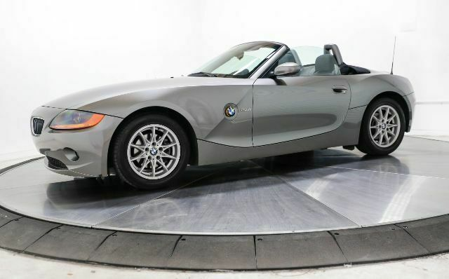 2004 BMW Z4 2.5i LEATHER CONVERTIBLE ONLY 35K MILES LOADED 35401 Miles Sterling