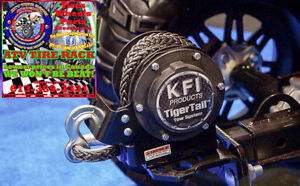 TIGER TAIL TOW SYSTEM by KFI Canada LOWEST PRICE - ATV TIRE RACK