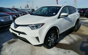 2016 Toyota RAV4 LE AWD Accident Free,  Bluetooth,  A/C,