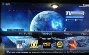Get KODI 17.6 On = APPLE Tv5 & 4 _ANDROID BOXES_AMAZON FIRE TVs+