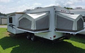 SPRING HAS SPRUNG/BEAUTIFUL TRAILER FOR RENT DELIVERED AND SETUP