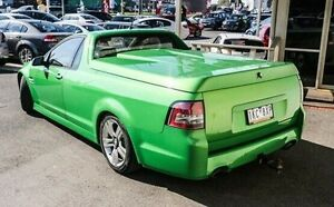 2007 Holden Ute Green Sports Automatic Utility Dandenong Greater Dandenong Preview