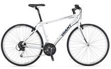 STOLEN - White Giant Ladies Bike Islington Newcastle Area Preview