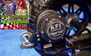 KFI TIGER TAIL TOW SYSTEM Canada at ATV TIRE RACK