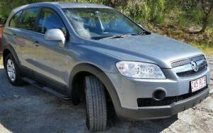 2010 Holden Captiva CG MY10 SX 5 Speed Sports Automatic Wagon Stapylton Gold Coast North Preview