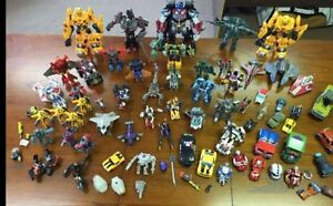 TRANSFORMERS LOT- TONS OF FIGURES Windsor Region Ontario image 1