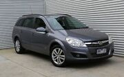 2007 Holden Astra AH MY07 CDX Grey 5 Speed Manual Wagon Thomastown Whittlesea Area Preview
