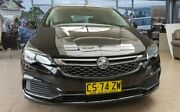 2017 Holden Astra BK MY17 RS-V Black 6 Speed Sports Automatic Hatchback Belconnen Belconnen Area Preview