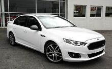 2015 Ford Falcon FG X XR6 Turbo White 6 Speed Sports Automatic Sedan Bayswater Bayswater Area Preview