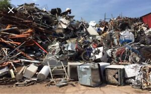FREE Appliance And scrap metal removal