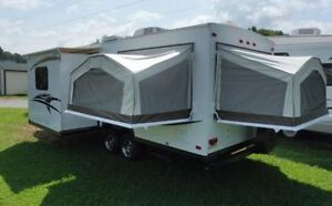 BOOK YOUR TRAILER RENTAL TODAY FOR SUMMER/WE DELIVER AND SETUP