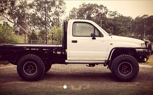 1998 Toyota hilux Mickleham Hume Area Preview